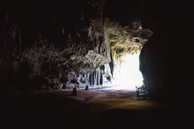 Пещеры Гомантонг