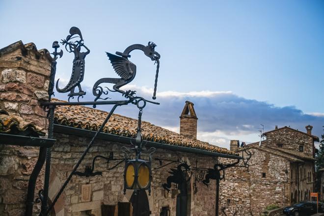 Ассизи, Умбрия (Италия)