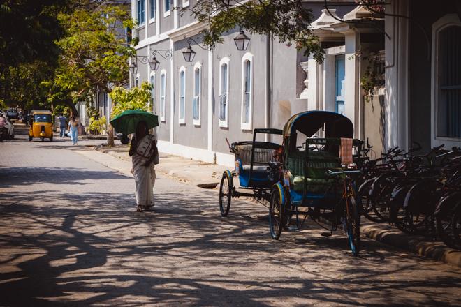 Пондичери - Южная Индия