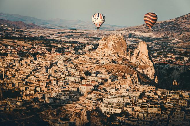 Каппадокия (полеты на воздушном шаре)