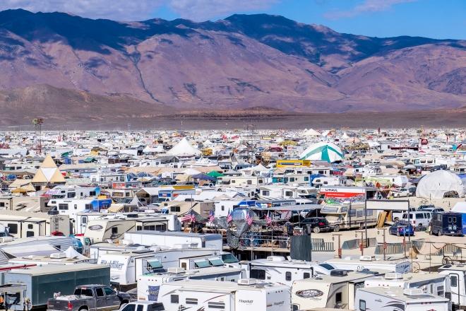 Как самому поехать на Burning Man