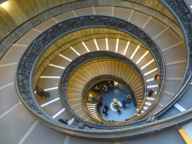 Лестница Леонардо